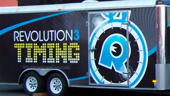Vehicle Wrap / Lettering